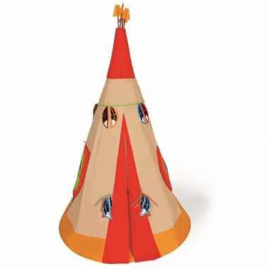 Kinder  Indianen speeltenten 190 cm